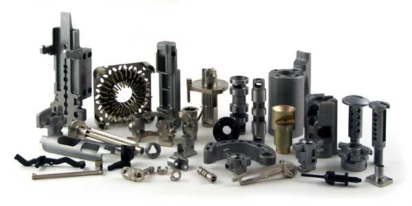 (English) Metal parts manufacturer for industries