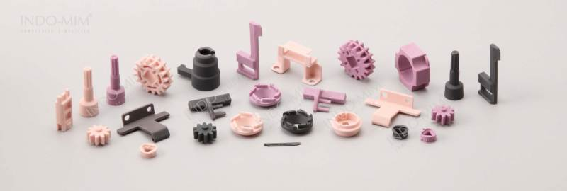 Ceramic Injection Molding