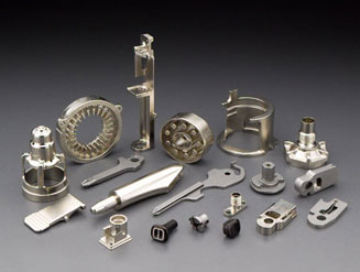 MIM components for consumer industry