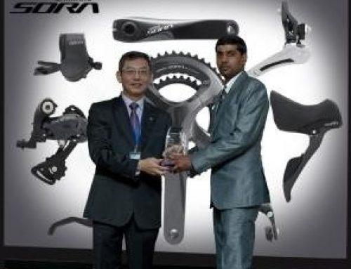 Indo-MIM Singapur'daki Shimano Tedarikçiler Ödülünü kazandı