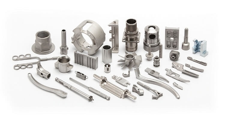(English) MIM materials stainless steel, titanium etc.