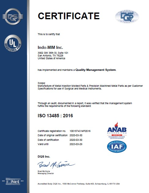 ISO 13485-US