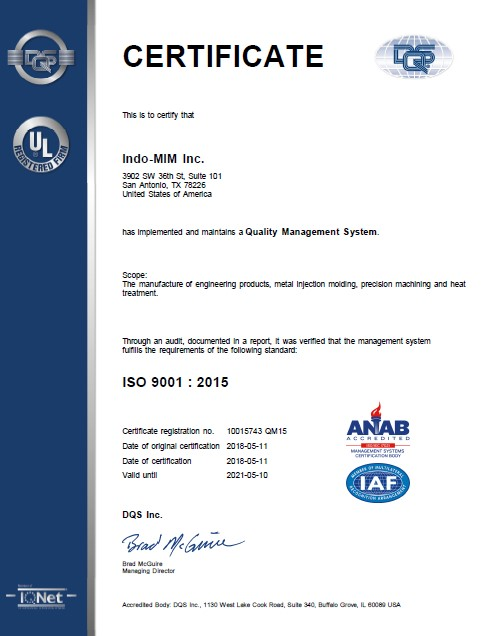 ISO 9001- US